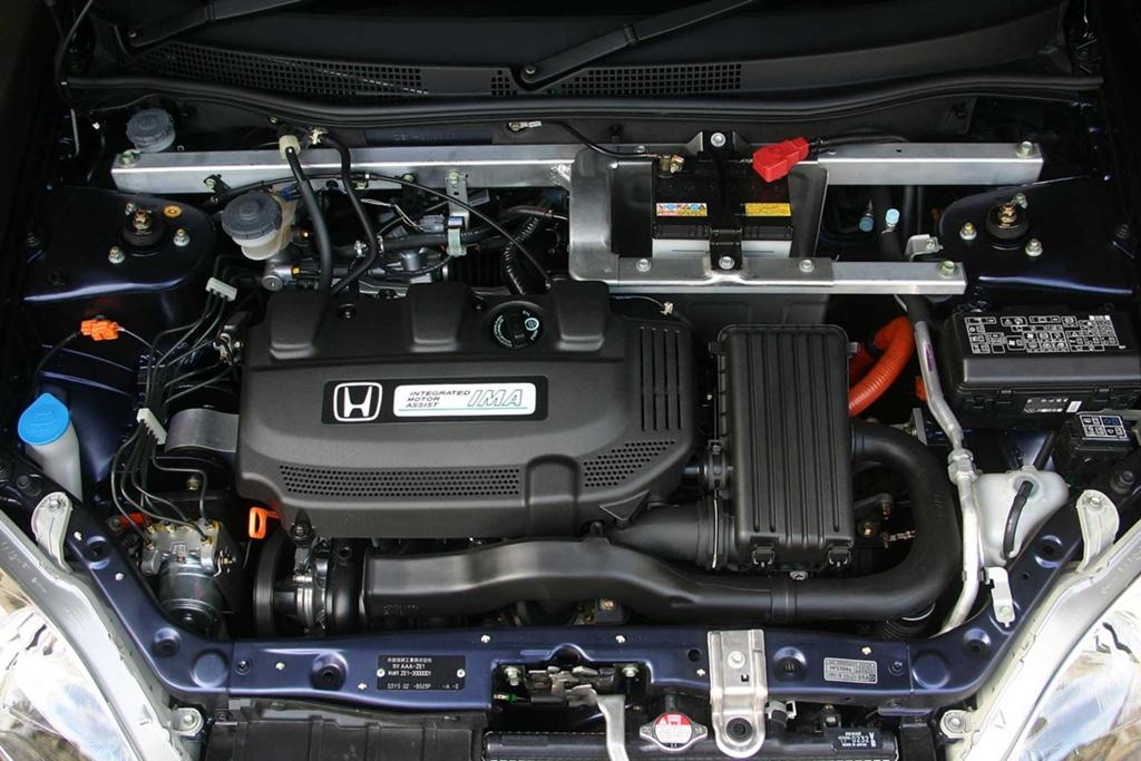 Honda IMAシステム